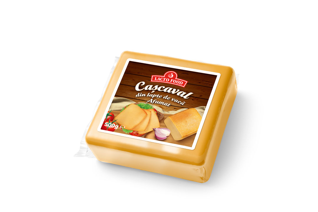Smoked cheese 500g