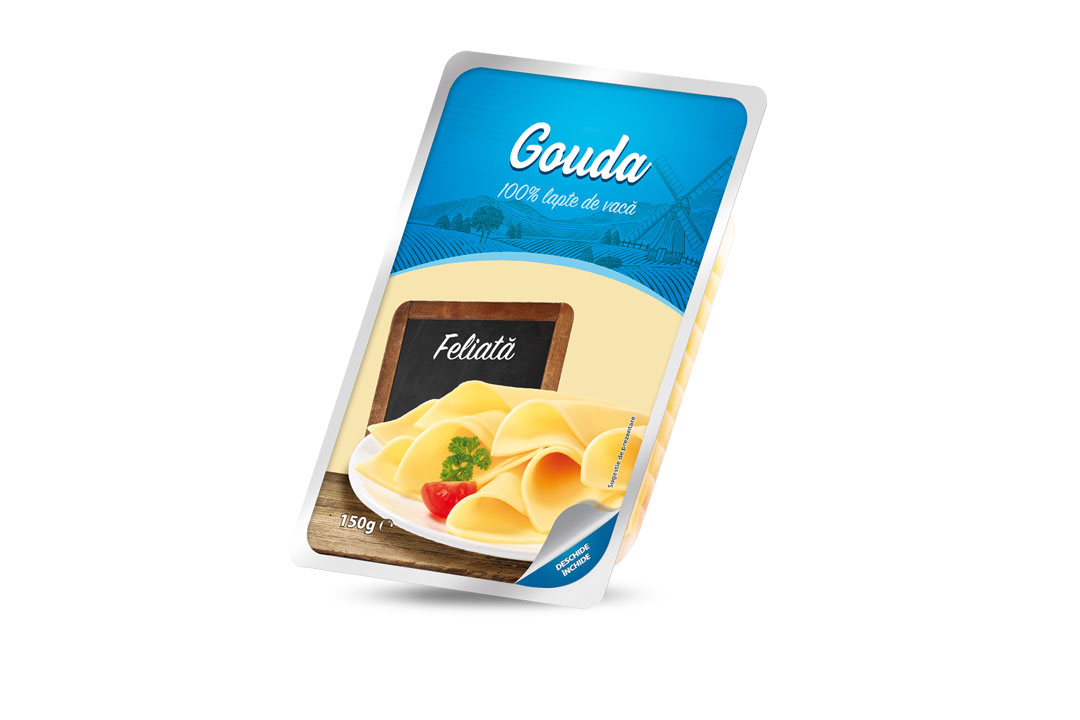 Gouda sliced 150g