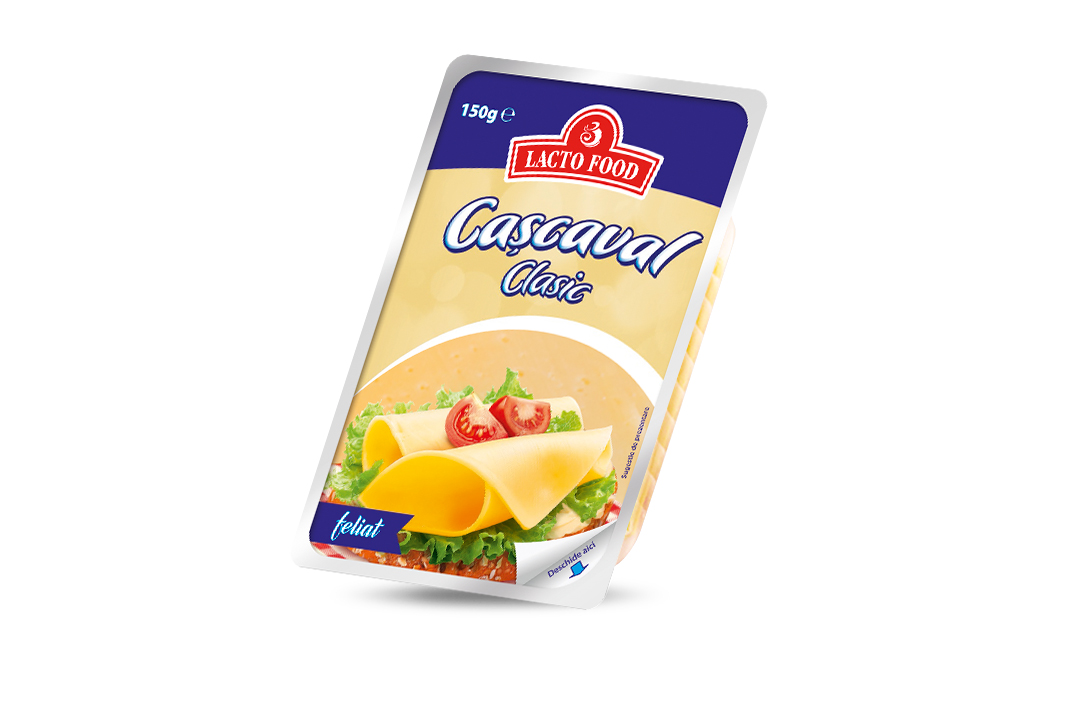 Classic cheese, sliced 150 g